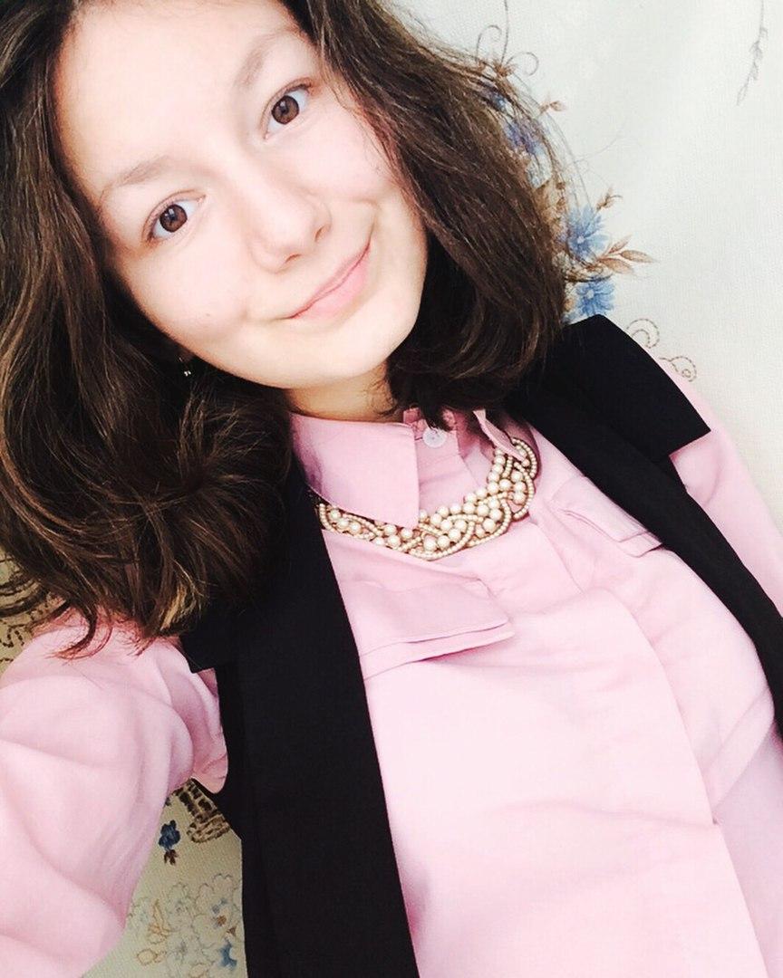 Хорошилова Кристина