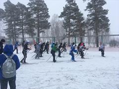 Лыжня России-2020
