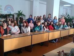 Международный женский форум. День второй