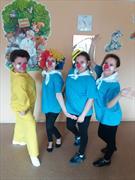 """Игровая программа """"Больничная клоунада"""" для детей МУЗ ЦГБ города Мариинска и Мариинского района"""