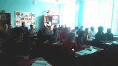 """Районный семинар """"Особенности реализации инклюзивного образования детей в общеобразовательном учреждении в рамках ФГОС НОО обучающихся с ОВЗ"""""""